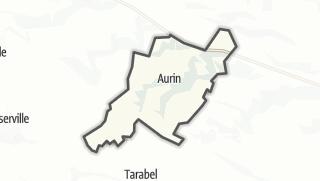 Térkép / Aurin