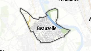Térkép / Beauzelle