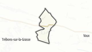 Térkép / Beauville