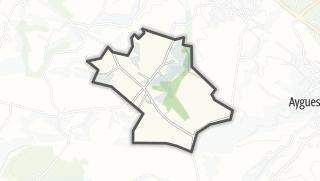 Térkép / Belbèze-de-Lauragais