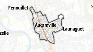 Térkép / Aucamville