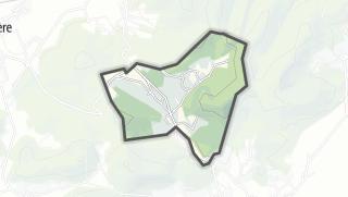 Térkép / Aspret-Sarrat