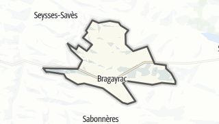 Térkép / Bragayrac