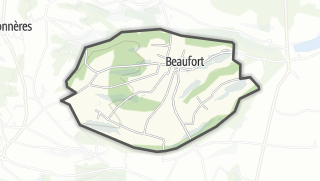Térkép / Beaufort