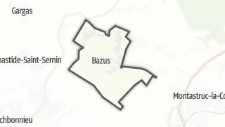 Térkép / Bazus