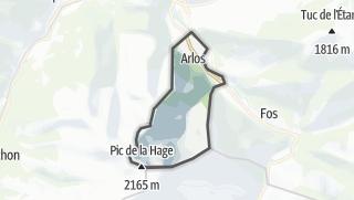 Térkép / Arlos