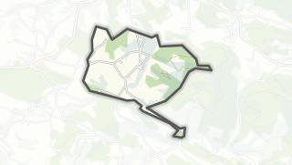 Térkép / Bouzin