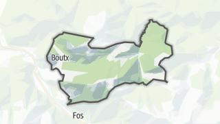 Térkép / Boutx