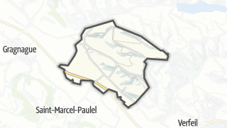 Térkép / Bonrepos-Riquet