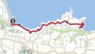 Karte / Bouley Bay – Rozel