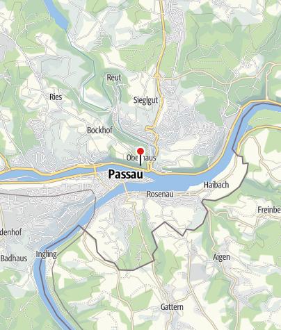 地图 / Veste Oberhaus