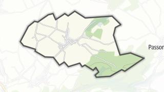 Térkép / Rantechaux