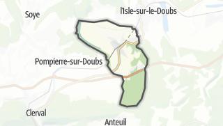 Mapa / Rang
