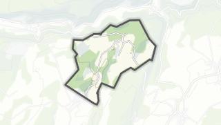 Mapa / Montivernage