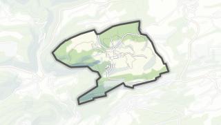 Mapa / Montmahoux