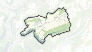 Térkép / Mont-de-Vougney