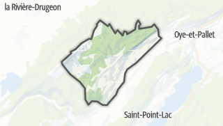 Mapa / La Planée
