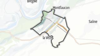Mapa / Morre