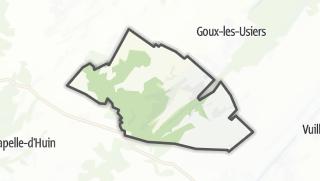 Mapa / Sombacour