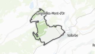Mapa / Rochejean