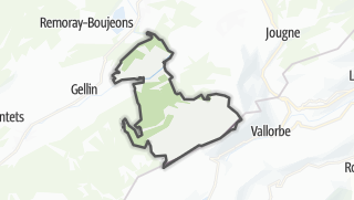 Térkép / Rochejean