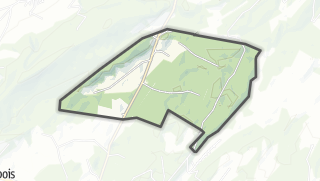 Térkép / Verrières-du-Grosbois