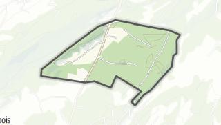 Mapa / Verrières-du-Grosbois