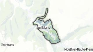 Térkép / Vuillafans