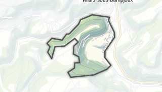 Mapa / Dampjoux