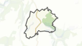 Mapa / Bremondans