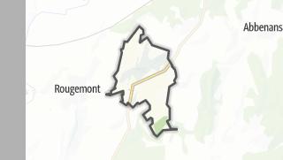 Térkép / Cuse-et-Adrisans