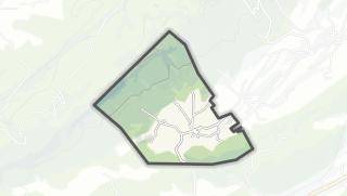 Mapa / Le Crouzet