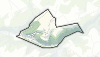 Térkép / Bonnevaux-le-Prieuré