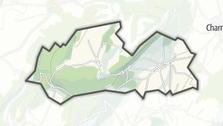 Mapa / Chamesey