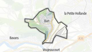 Térkép / Bart