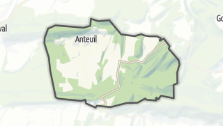Térkép / Anteuil