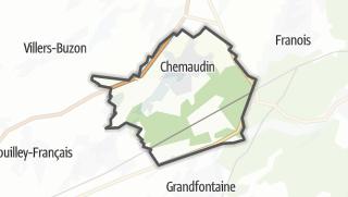 Térkép / Chemaudin