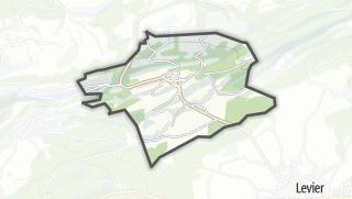 Térkép / Labergement-du-Navois