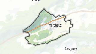 Mapa / Marchaux