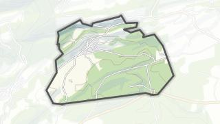 Mapa / Gevresin