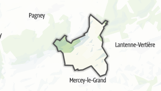 Térkép / Etrabonne