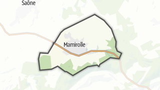 Térkép / Mamirolle