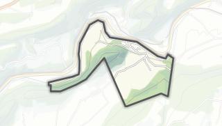 Mapa / Hyèvre-Magny