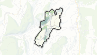 Mapa / Huanne-Montmartin