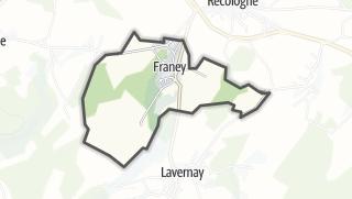 Térkép / Franey