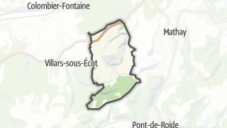 Mapa / Ecot