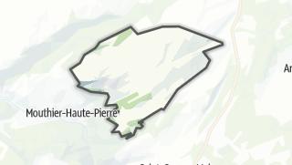 Térkép / Hautepierre-le-Châtelet