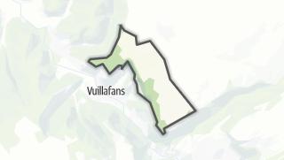 Mapa / Echevannes