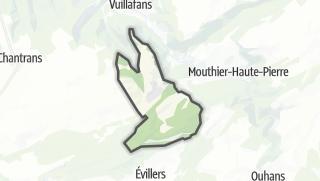 Térkép / Longeville