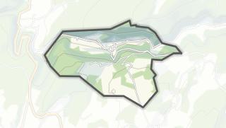 Mapa / Guillon-les-Bains
